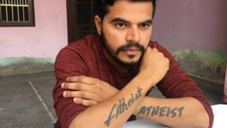 Ravi Kumar Atheist: The Indian man fighting to be godless