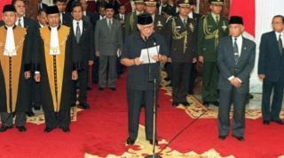 soeharto, president