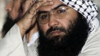 चरमपंथी संगठन जैश-ए-मोहम्मद के प्रमुख मसूद अज़हर