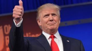Trump amekuwa akipingwa kwa kutoa baadhi ya kauli zenye utata