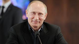 Prezida Vladimir Putin