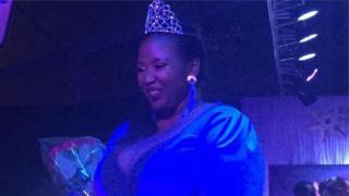 'Miss' Kenya Tracy Nduati