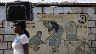 haiti, seks, oxfam