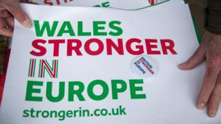 Wales Stronger In Europe