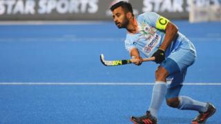 भारतीय कप्तान मनप्रीत सिंह