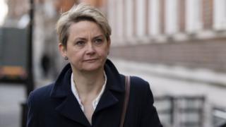 Yvette Cooper, Labour MP