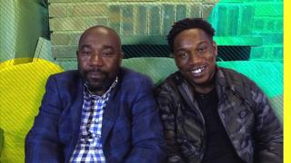 James and Kwesi