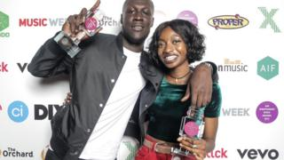 Stormzy and Little Simz