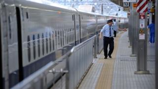 stasiun kereta api, Jepang