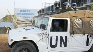 UN peacekeeping Japan's Ground Self-Defense Force personnel are deployed in Juba, the capital of South Sudan, for the U.N. peacekeeping operations on Dec. 12, 2016, when they took on new roles of rescuing U.N. staff and other personnel under attack and playing a bigger part in protecting U.N. peacekeepers' camps.