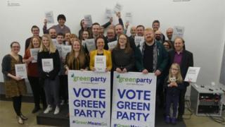 Green Party NI manifesto launch