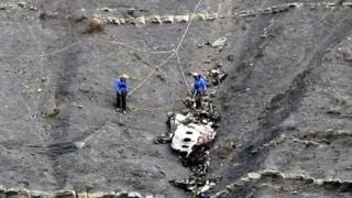 Рештки літака знаходили на висоті 2 тис. метрів у Альпах