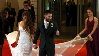 Messi iyo Roccuzzo