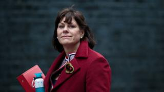 Business minister Claire Perry