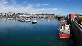 Fish Quay, St Peter Port