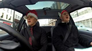 St Ninian's High School Carpool Karaoke