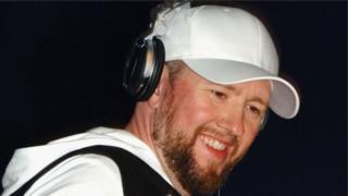 DJ Tom Middleton