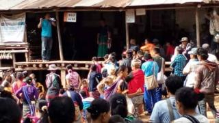 ထိုင်းမြန်မာနယ်စပ်က မယ်လဦး ဒုက္ခသည်စခန်းမှာFood Card လို့ခေါ်တဲ့ အီလက်ထရောနစ် စမတ်ကတ်ကို စတင်ဖြန့်ဝေ