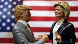 Trump na Clinton kukabiliana kwa mara ya pili