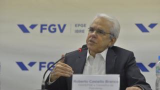 Roberto Castello Branco em evento da FGV