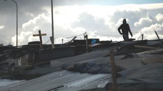 Près de 800 habitations ont été inondées mercredi matin du côté de Claremont.