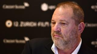 Productor Harvey Weinstein