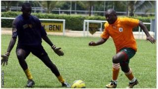 Rais wa Burundi Pierre Nkurunziza alichezewa 'rafu na kuanguka mara kadhaa'