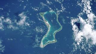 Isla Diego García