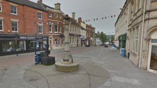 Melton Mowbray High Street (generic photo)