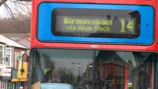 Number 14 bus - generic image