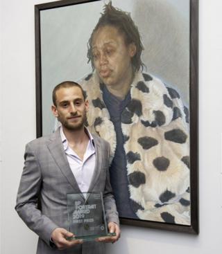 BP Portrait Award: Winner announced amid sponsorship row