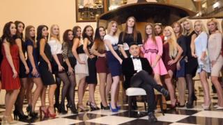 而那些想要寻找有安全感和优质生活的乌克兰女孩只是梅爱偲众多生意中的一环。