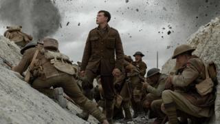 1917, film 1917, perang dunia pertama, WW-1