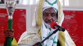 Emir Mohammadu Sanusi kejì