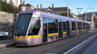 Luas red line