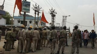 आसनसोल, पश्चिम बंगाल, हिंसा, सांप्रदायिकता