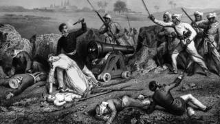 1857 का ग़दर