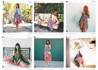 Instagram pictures of dress