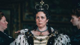 """La actriz británica Olivia Colman interpreta a la reina Ana en la aclamada película """"La favorita""""."""
