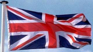 Bendera ya Uingereza
