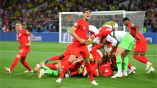 İngiltere takımı