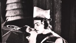 """Кадр из фильма """"Аэлита"""""""