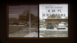 in_pictures Interior of the Public Defender's Office in Idaho Falls