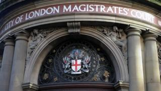 CIty of London magistrates' court