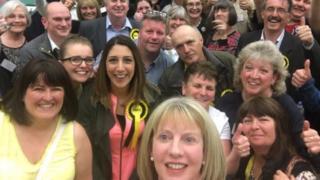 SNP win