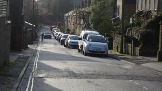Speed humps in Victoria Road area