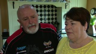 Glen and Regina Mahon