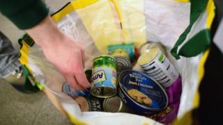 In the past year, the number of emergency food parcels provided has increased by 48%