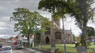 St Swithun's Church, Retford,