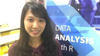 Bà Lê Thắm nói về tầm quan trọng của cơ sở dữ liệu để đánh giá hiệu quả dùng thuốc do ảnh hưởng rất lớn tới ngân sách.